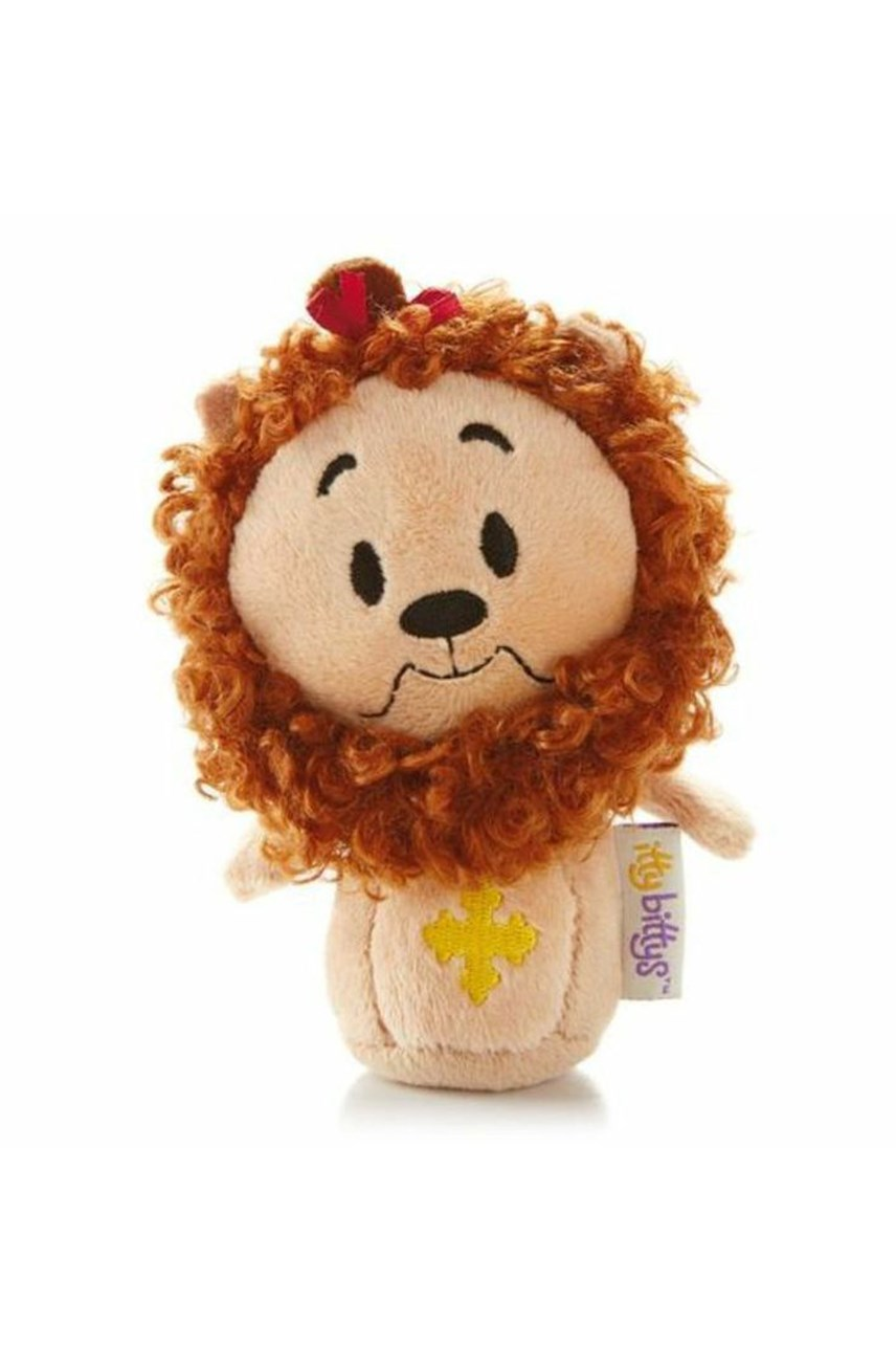 Itty Bitty Cowardly Lion