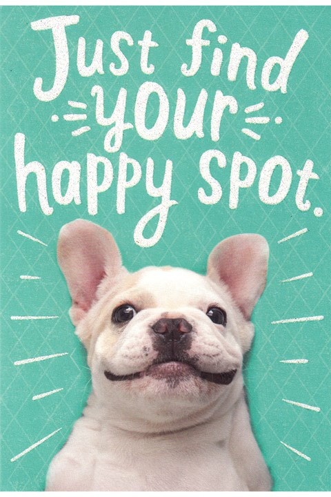 Happy Spot Card -