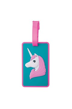 Fun Times Unicorn Bag Tag 1