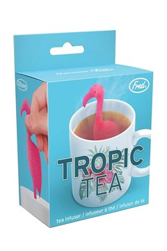 Flamingo Tropic Tea Infuser 1