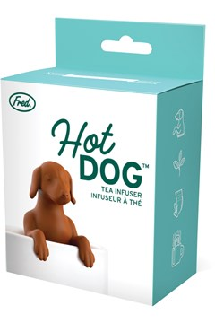 Hot Dog Tea Infuser 1