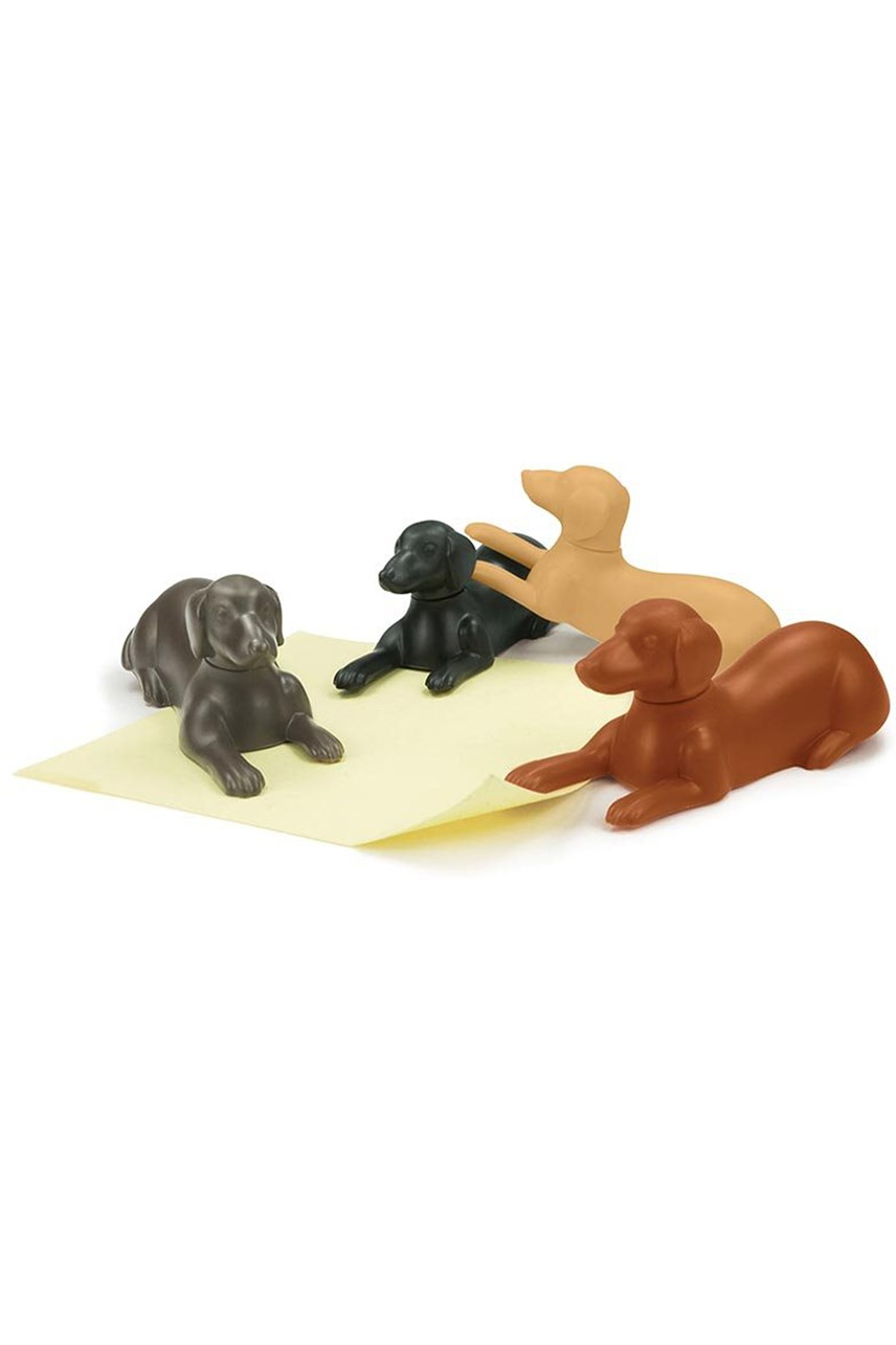 Dog Fridge Magnets Set of 4