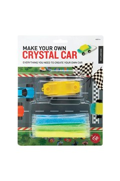Make Your Own Crystal Car 1