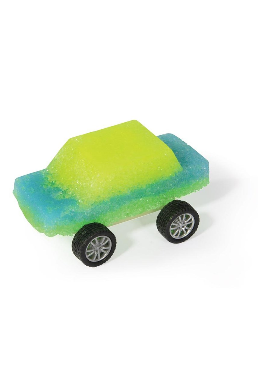 Make Your Own Crystal Car