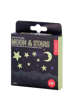 Glow In The Dark Moon & Stars 1