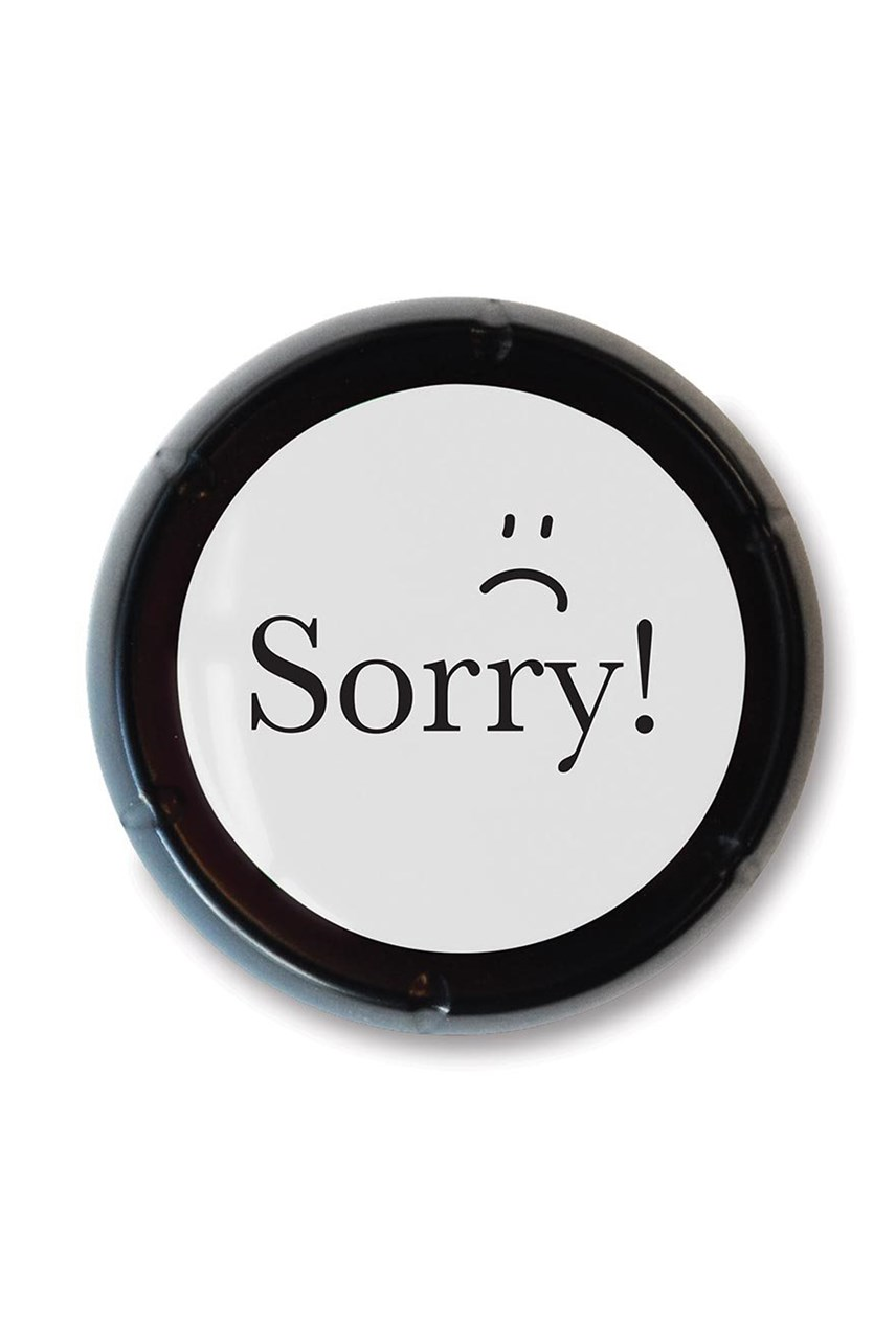 The Sorry! Button