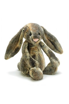 Bashful Cottontail Bunny - Medium Cottontail 1