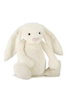 Bashful Cream Bunny - Large Cream 1
