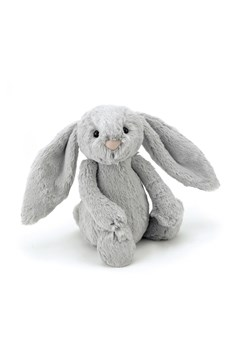Bashful Silver Bunny - Medium Silver 1