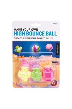 Make Your Own High Bounce Ball 1