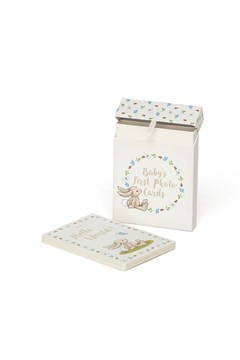 Baby's First Bashful Bunny Photo Cards -