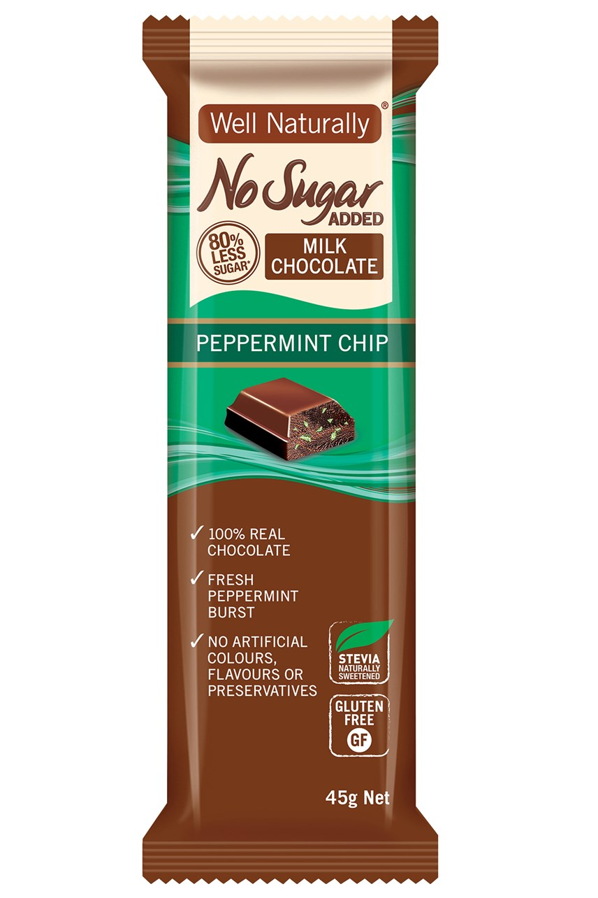 NSA Milk Choc Peppermint Chip