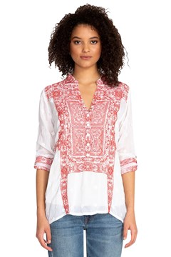 Whisper Tunic WHITE 1