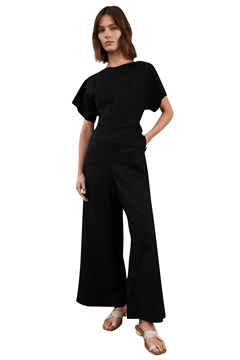 Sol Jumpsuit BLACK 1