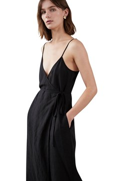 Valencia Jumpsuit - black
