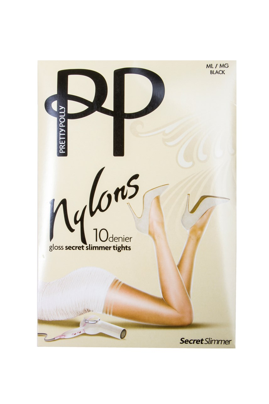Gloss Secret Slimmer Nylon 10 Denier Tights