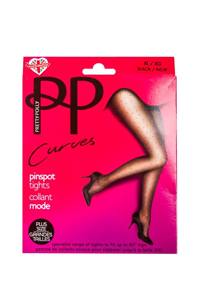 705a7b1a497 Curves Pinspot Tights - PRETTY POLLY - Smith   Caughey s - Smith and ...