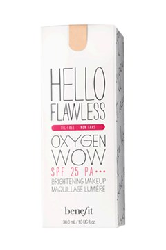 'Hello Flawless Oxygen Wow!' Liquid Foundation - amber