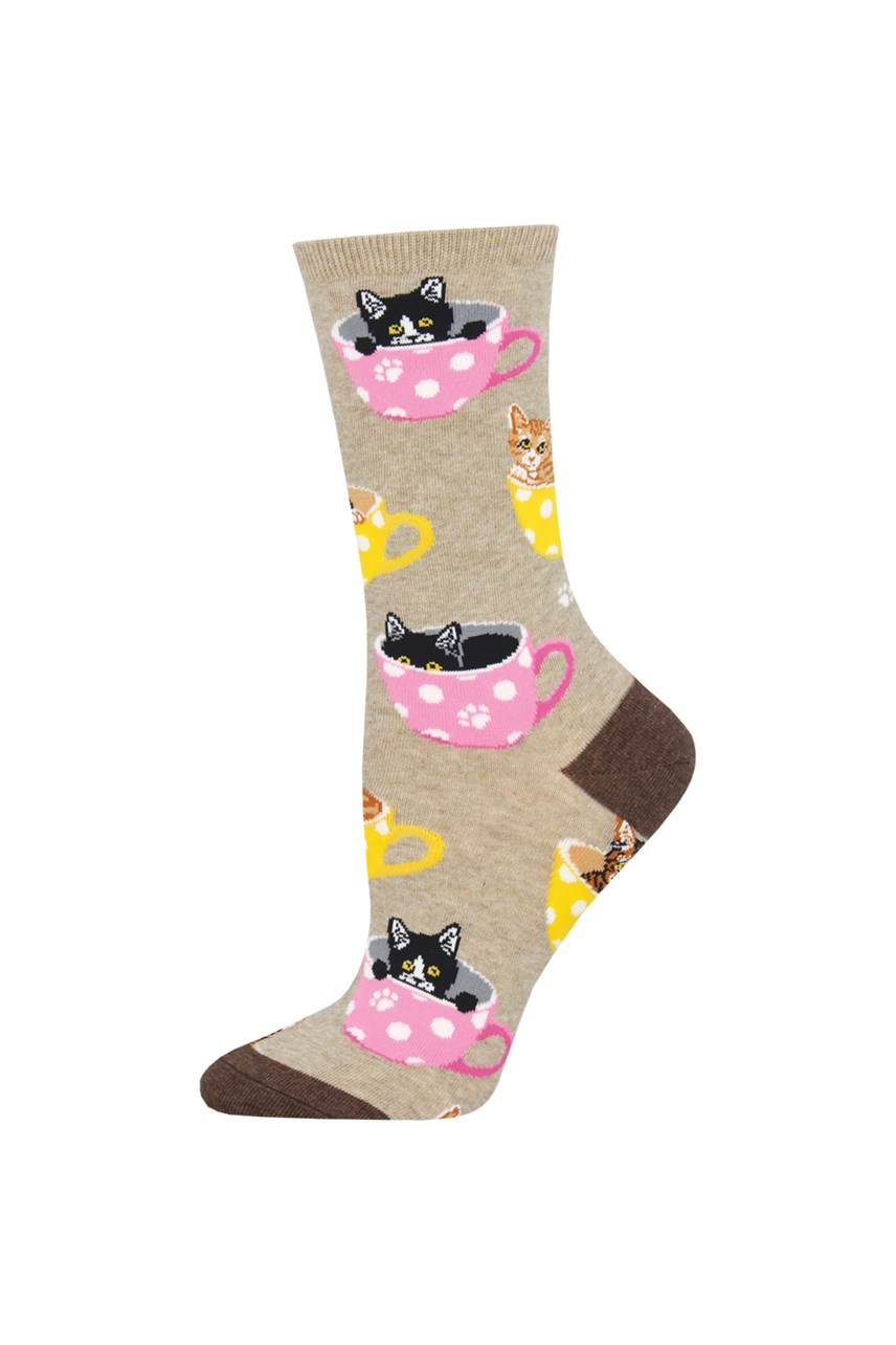 Catfeinated Sock