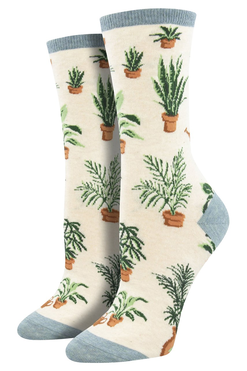 Women's Home Grown Crew Sock