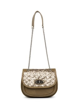 Retro Janis Shoulder Bag BRONZE 1