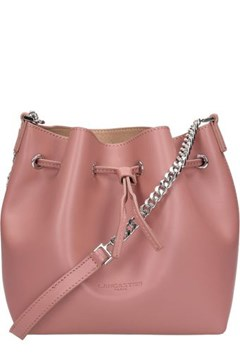 Parisienne Treasure Bucket Bag ANTIQUE PINK 1