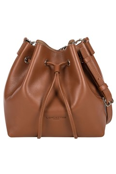 Parisienne Treasure Bucket Bag COGNAC 1