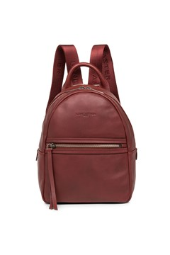 Soft Vintage Backpack Bag BORDEAUX 1