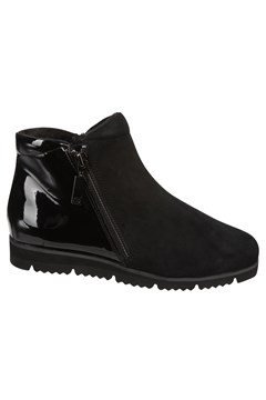 Mia Ankle Boot BLACK 1