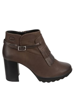 Vando Boot with Tassel ASHPHA COMBI 1