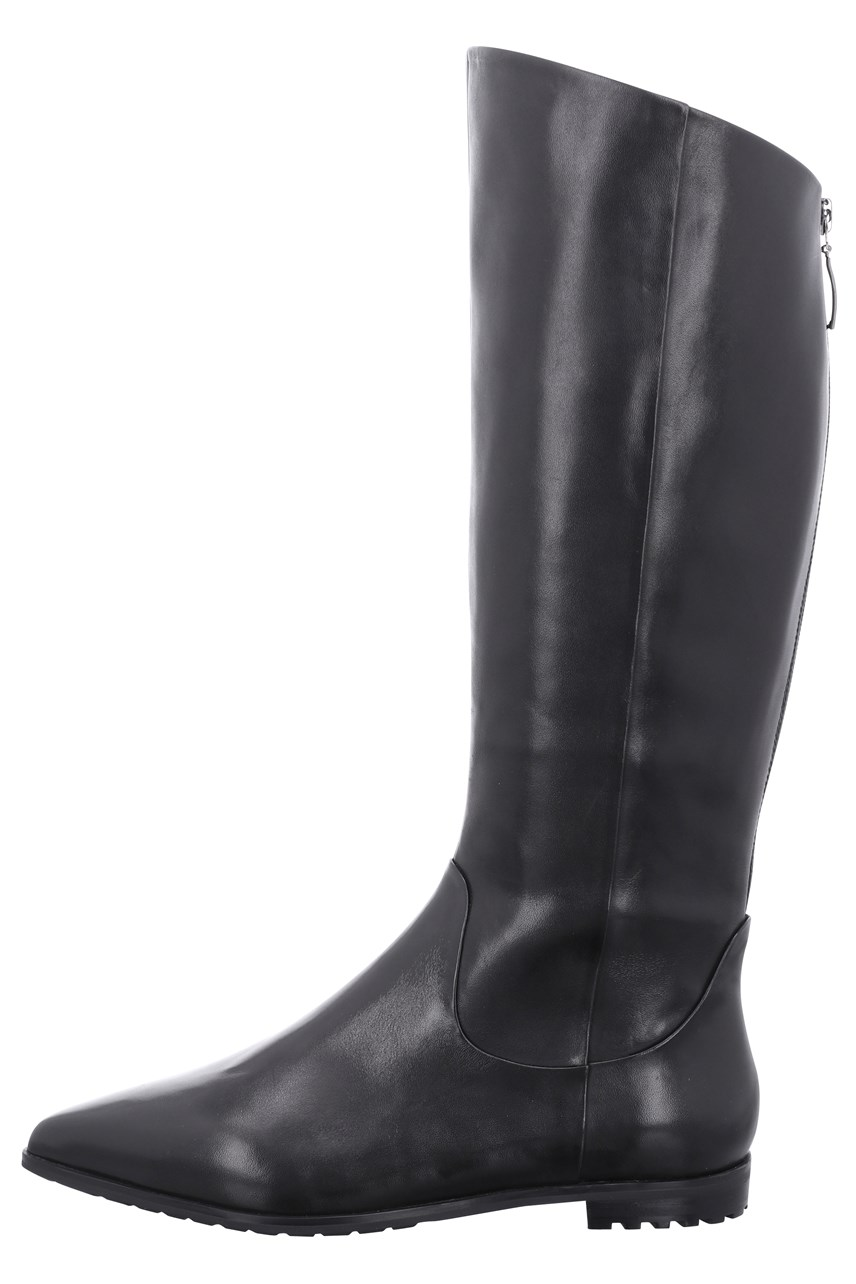 *Barcelona Flat Knee High Boot