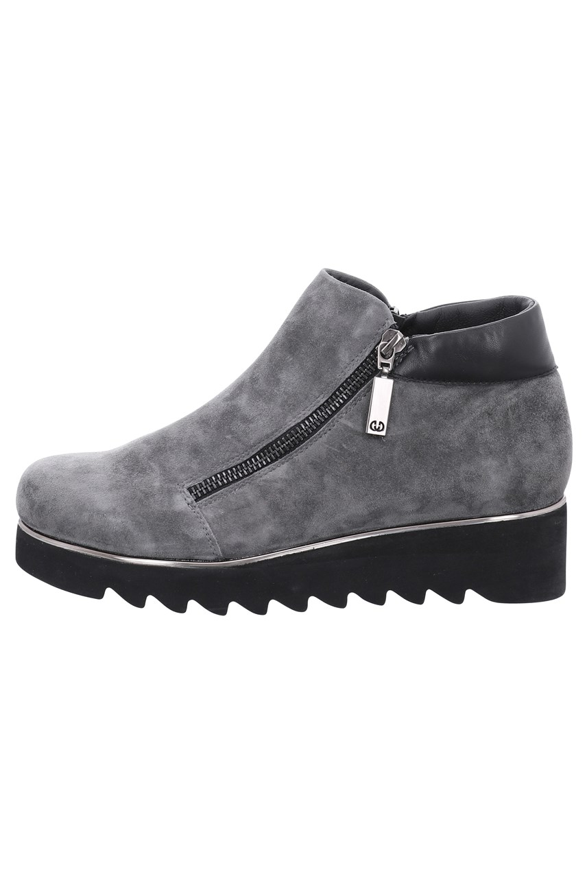 Udele Wedge Ankle Boot