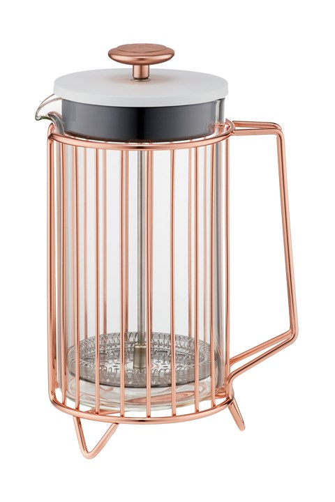 Corral Coffee Press 8 Cup - copper