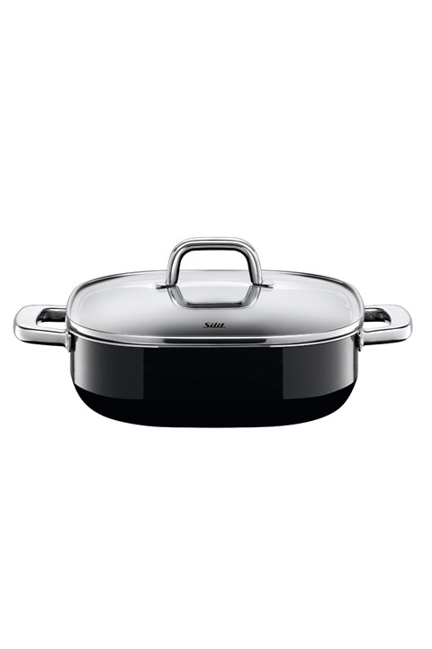 Roasting Pan - 26cm - black