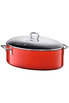 Roasting Pan -  36cm RED 1