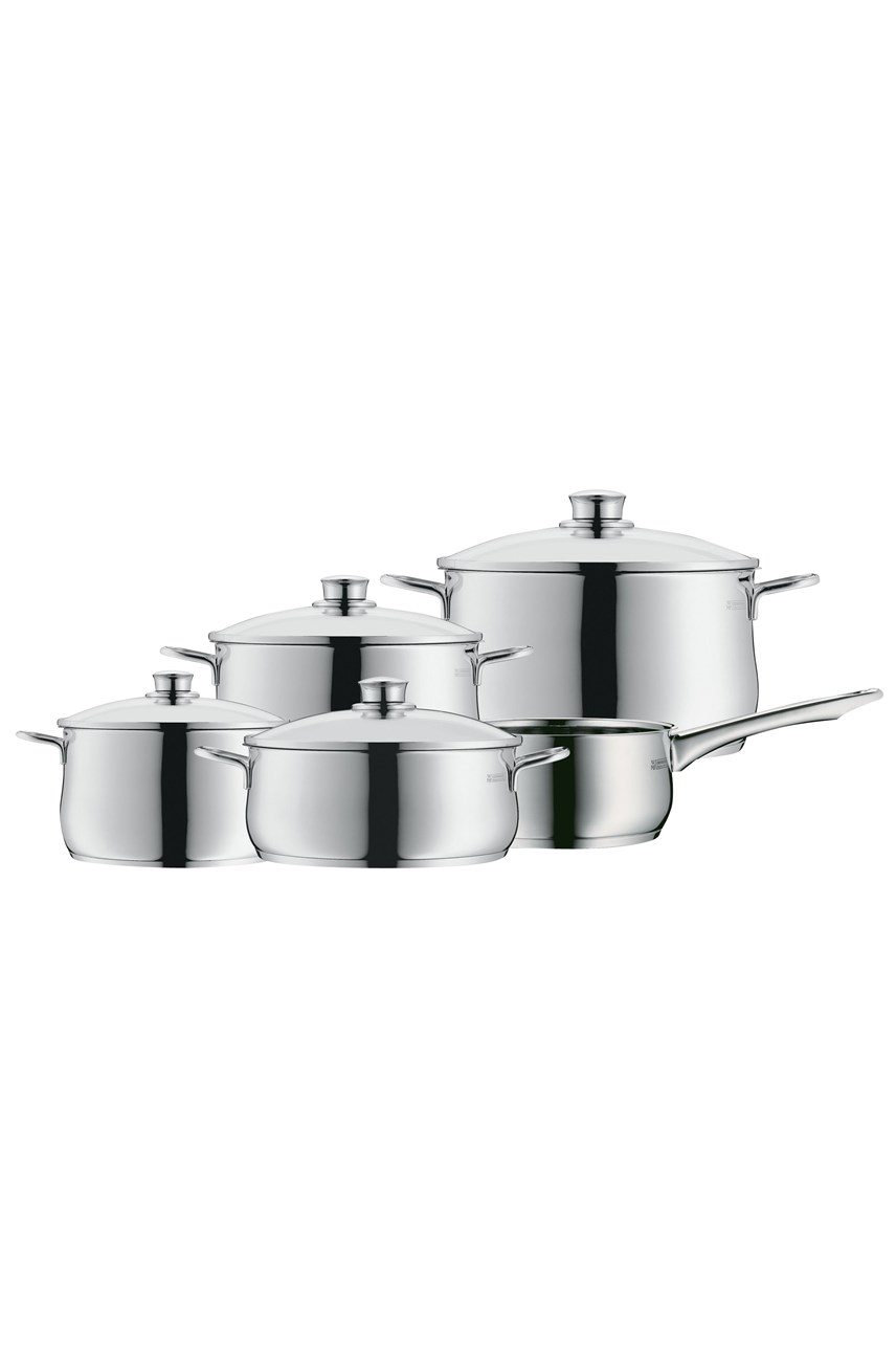 Diadem Plus 5-Piece Cookware Set