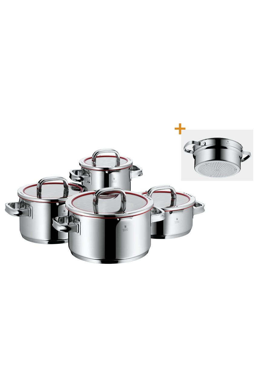 Function 4 Cookware Set 4pce + Steaming Insert