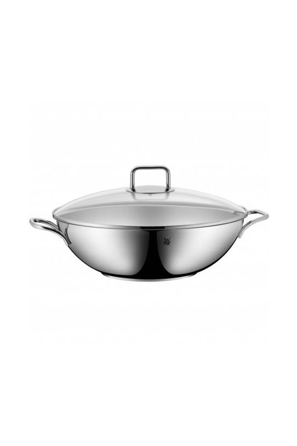 Wok with Glass Lid - 32cm
