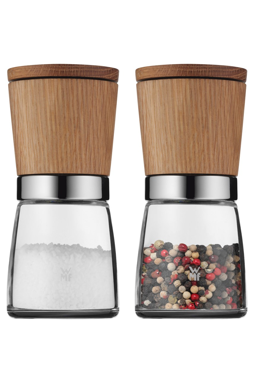 Nature Ceramill Salt & Pepper Set