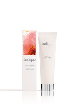 Sweet Peony & Tangerine Hand Cream Limited Edition -