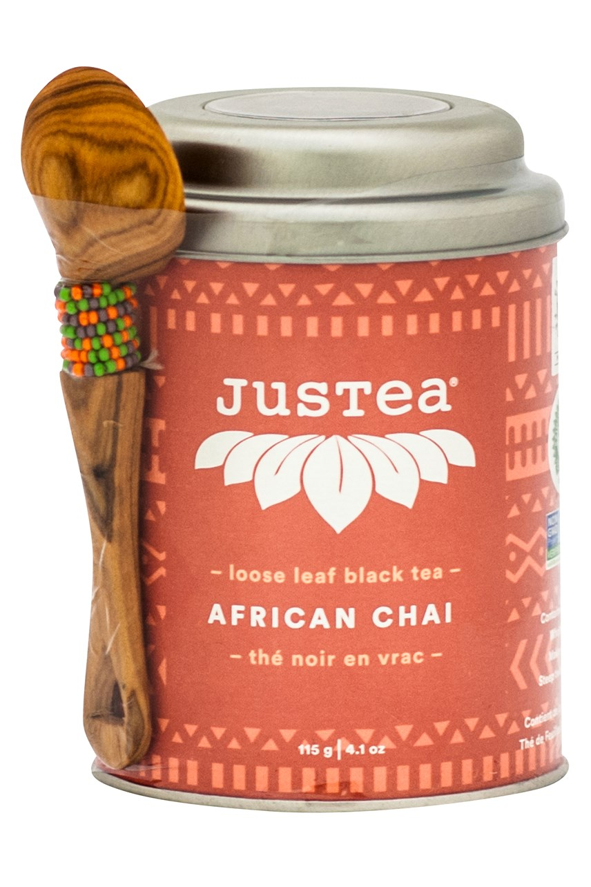 African Chai Loose Leaf Black Tea