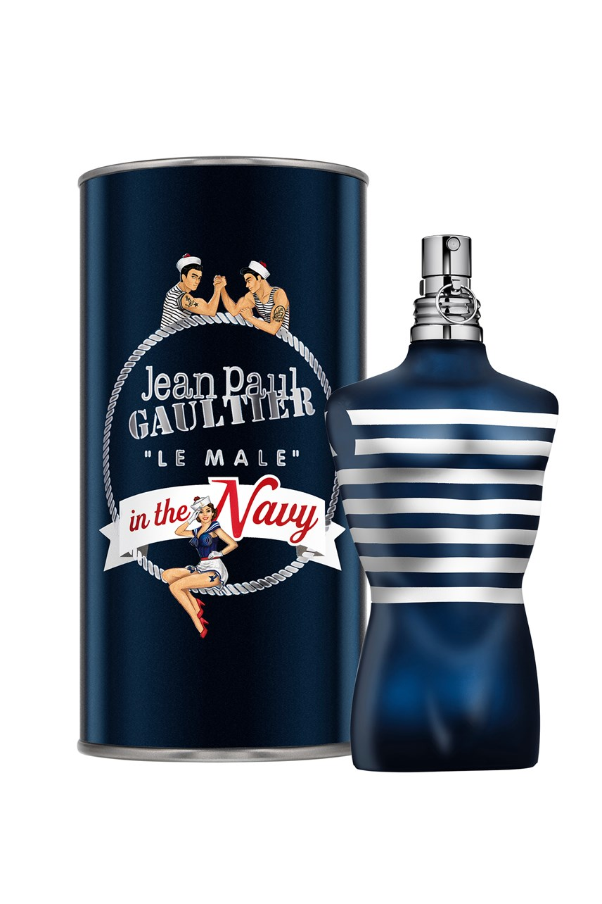 Le Male In the Navy Eau de Toilette Fragrance Spray