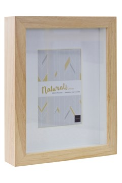 Boxed Photo Frame 4x6 Inch NATURAL 1
