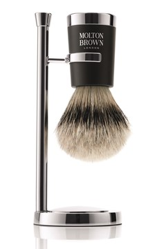 The Shaving Brush and  Stand 1