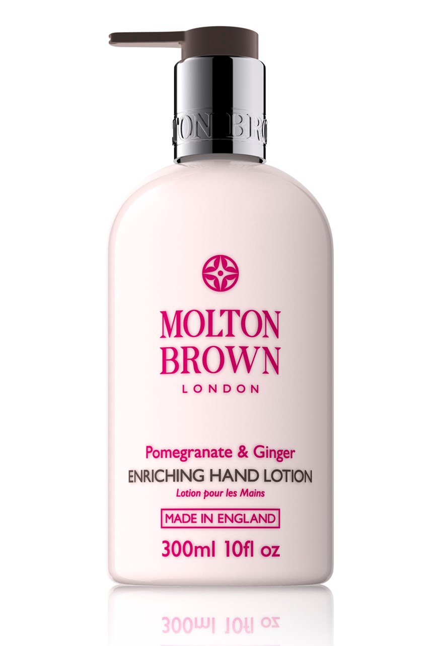 Pomegranate and  Ginger Hand Lotion