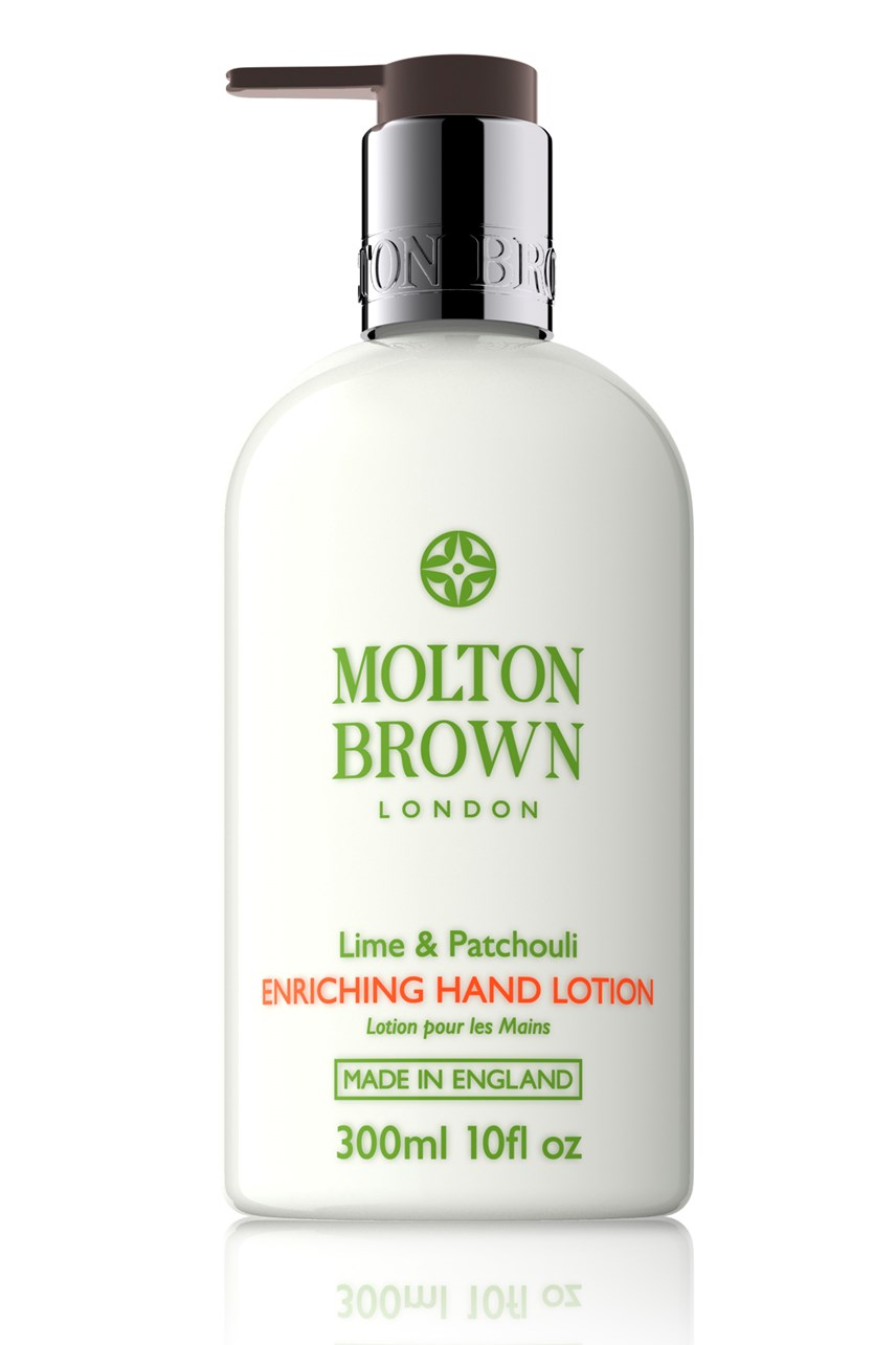 Lime and  Patchouli Hand Lotion