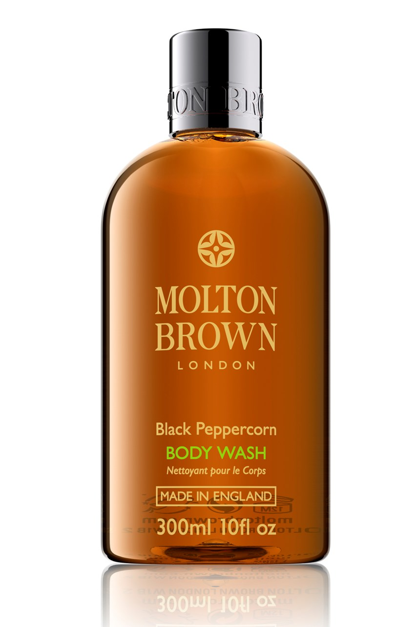 Black Peppercorn Body wash