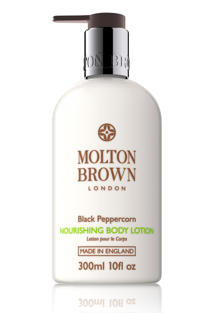 Black Peppercorn Body Lotion