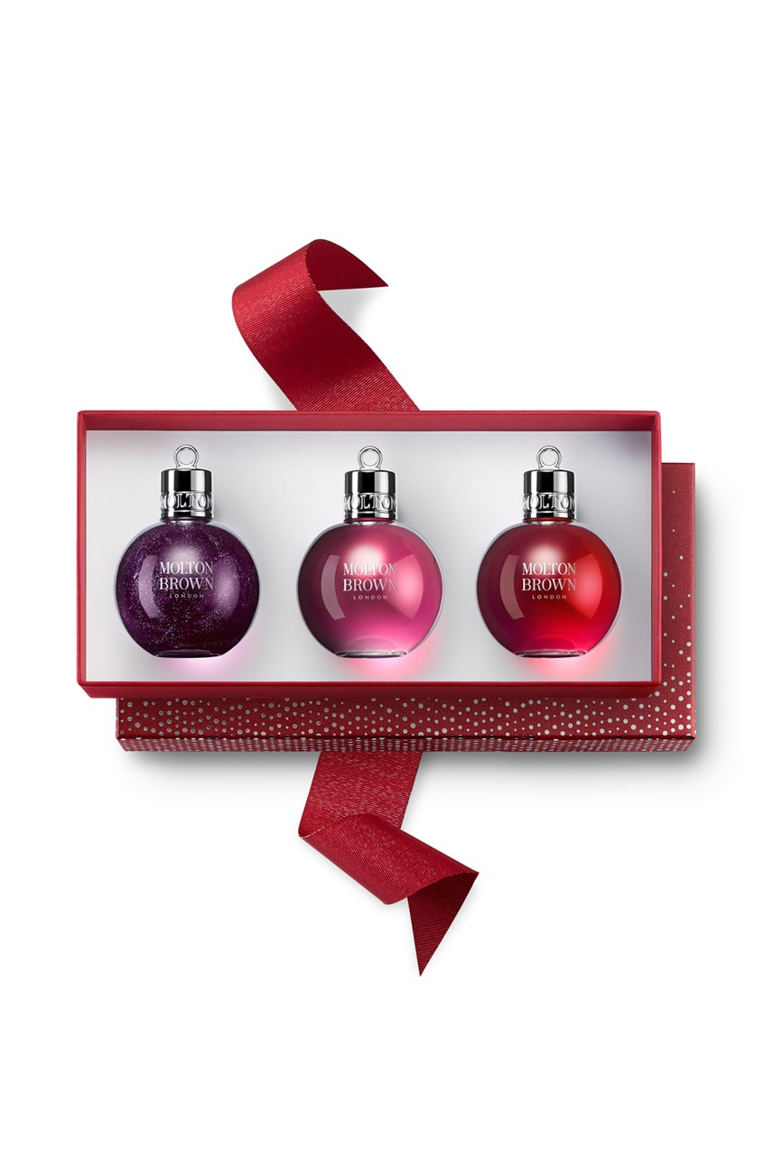Festive Bauble Gift Set