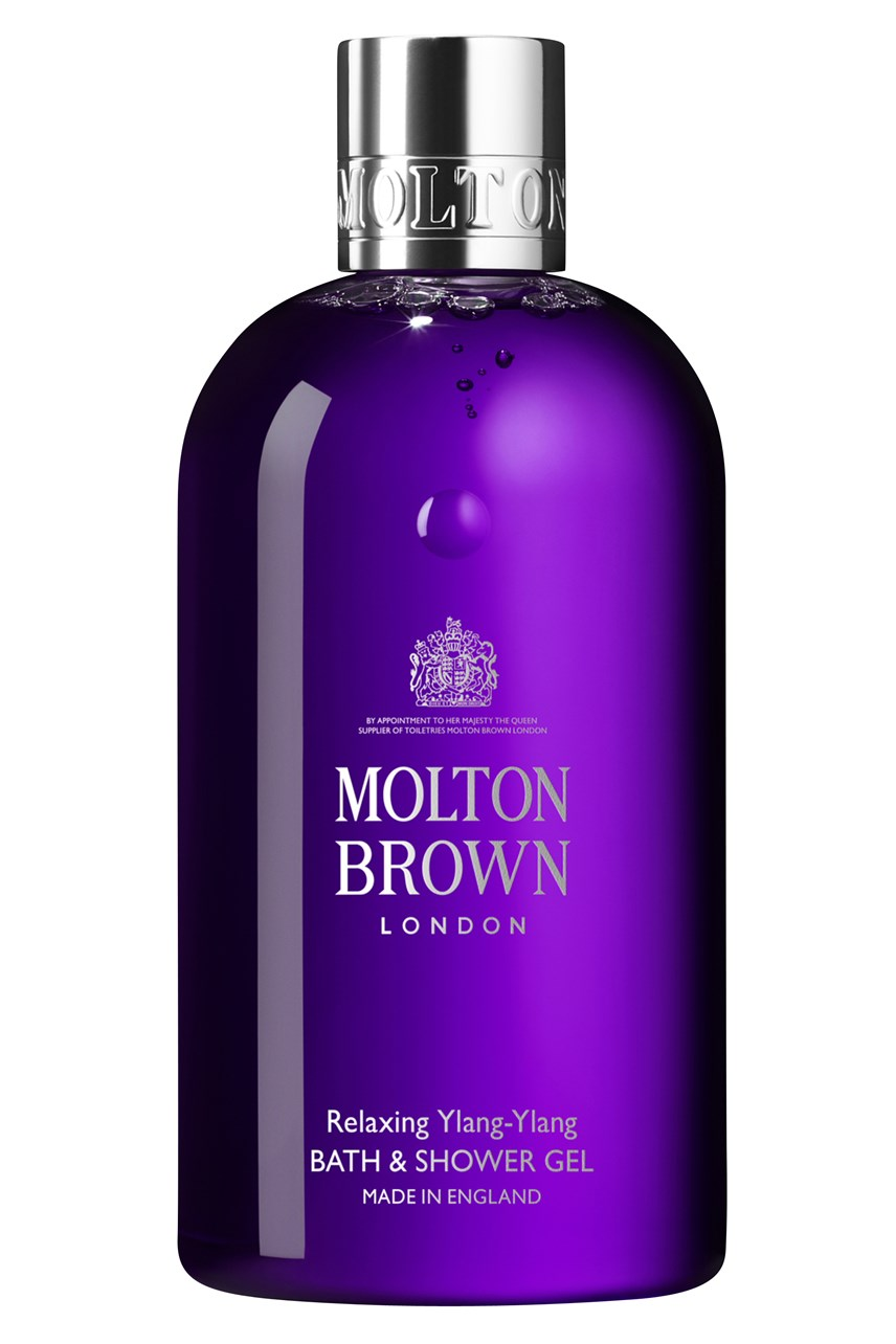 Relaxing Ylang-Ylang Bath & Shower Gel